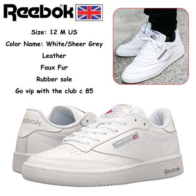 ab0569e5062 Clearance Depot - Reebok Classic Men s Club C 85 Sneakers