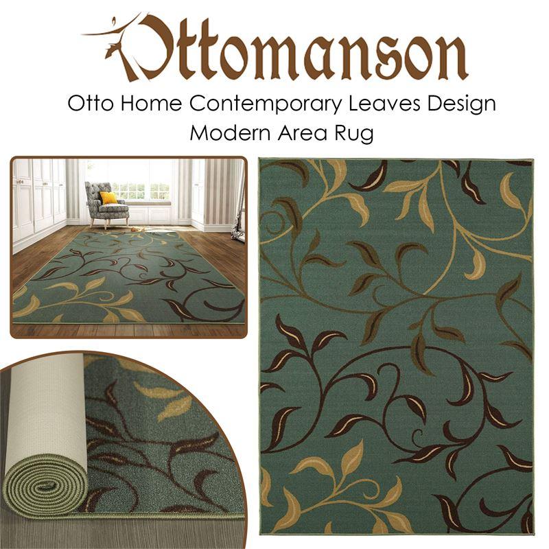 Clearance Depot - NEW Ottomanson Otto Home Contemporary ...