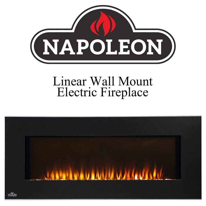 Clearance Depot New Napoleon Efl42h Linear Wall Mount Electric
