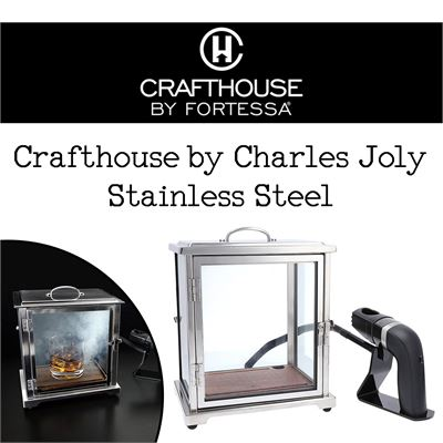 NEW Crafthouse by Charles Joly Stainless Steel