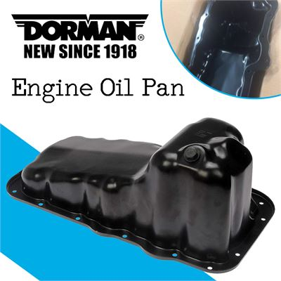 NEW Dorman 264-340 Engine Oil Pan