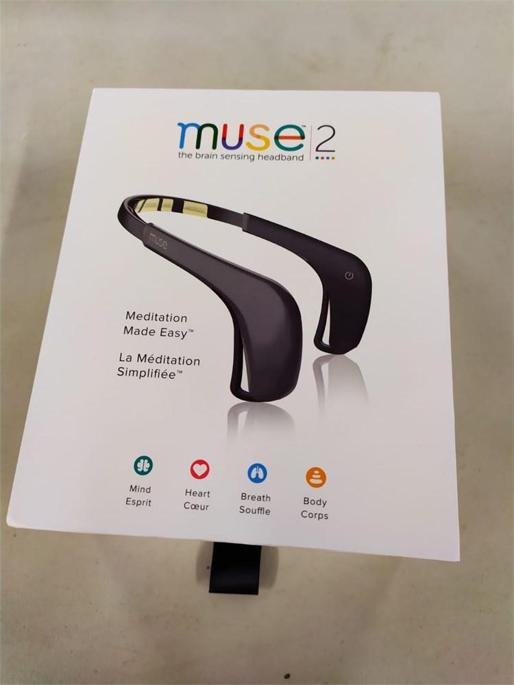 Clearance Depot - NEW Muse 2: The Brain Sensing Headband