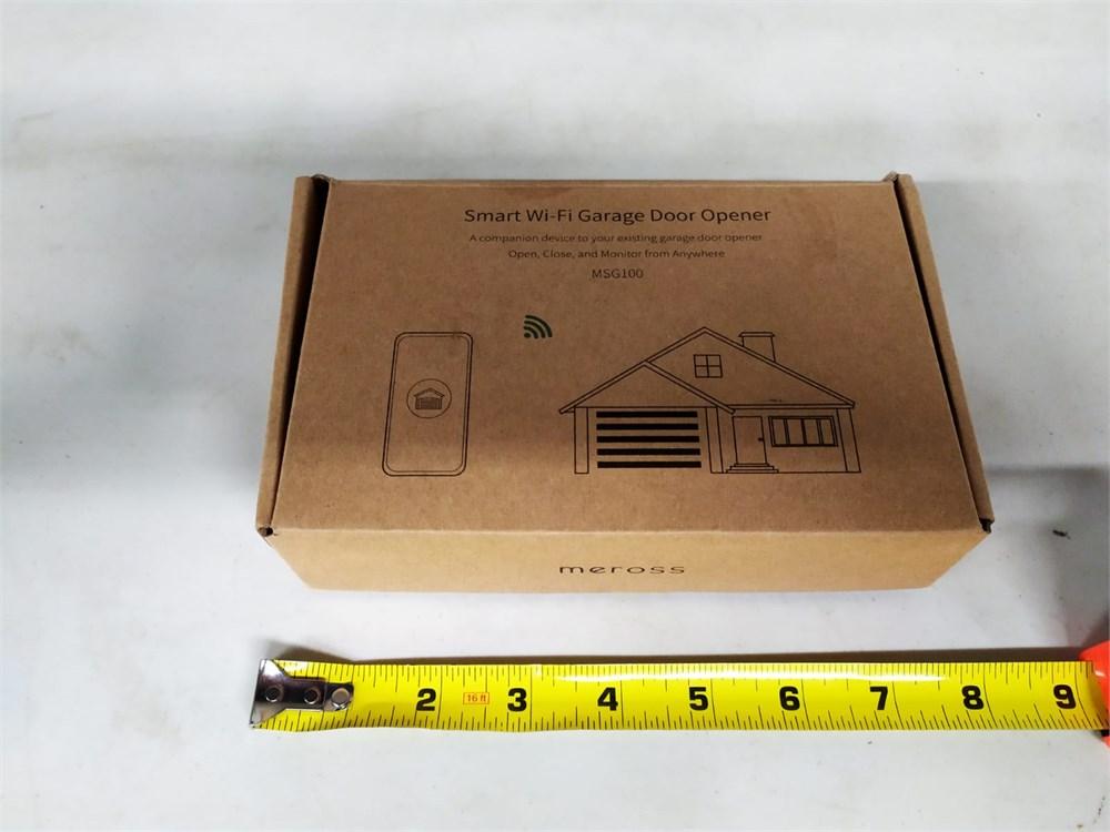 Clearance Depot - NEW meross Smart Wi-Fi Garage Door Opener