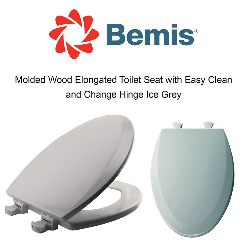 Remarkable Clearance Depot New Bemis 1500Ec062 Molded Wood Elongated Dailytribune Chair Design For Home Dailytribuneorg