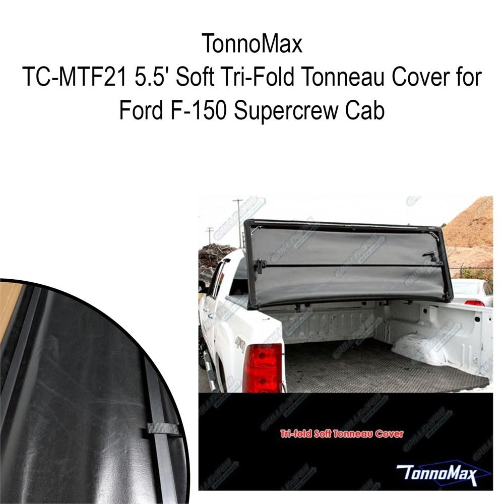 clearance depot  new tonnomax tcmtf21 55' soft trifold
