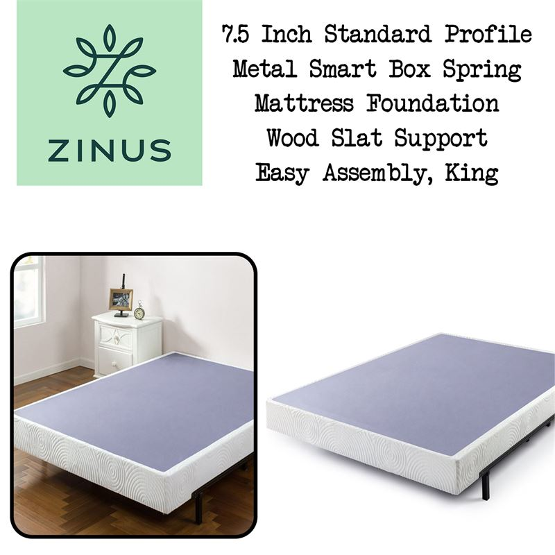 Clearance Depot New Zinus 7 5 Inch Standard Profile