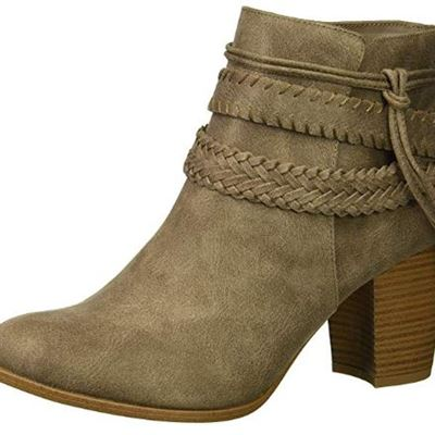 NEW Fergalicious Womens Capital Ankle Boot, Size: 9.5 M US