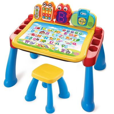 NEW VTech Touch & Learn Activity Desk Deluxe (English Version)