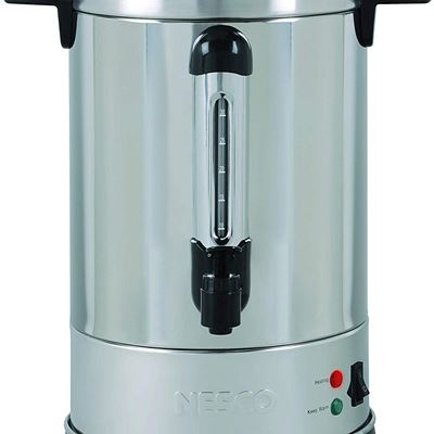 NEW Nesco CU-30 6.8-Liter Professional Coffee Urn, Stainless Steel