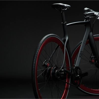 NEW Vanhawks Valour | First ever connected carbon fibre bicycle