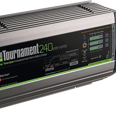 NEW ProMariner 52024 Battery Charger 12/24V 24A