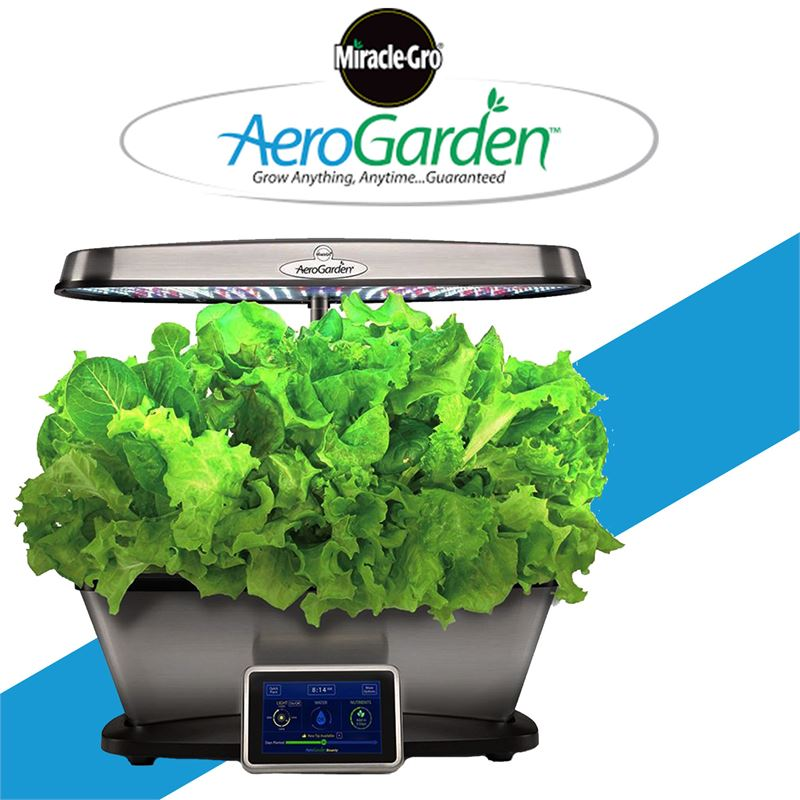 Aerogarden Harvest Wifi: NEW AeroGarden Classic 9 Elite WiFi