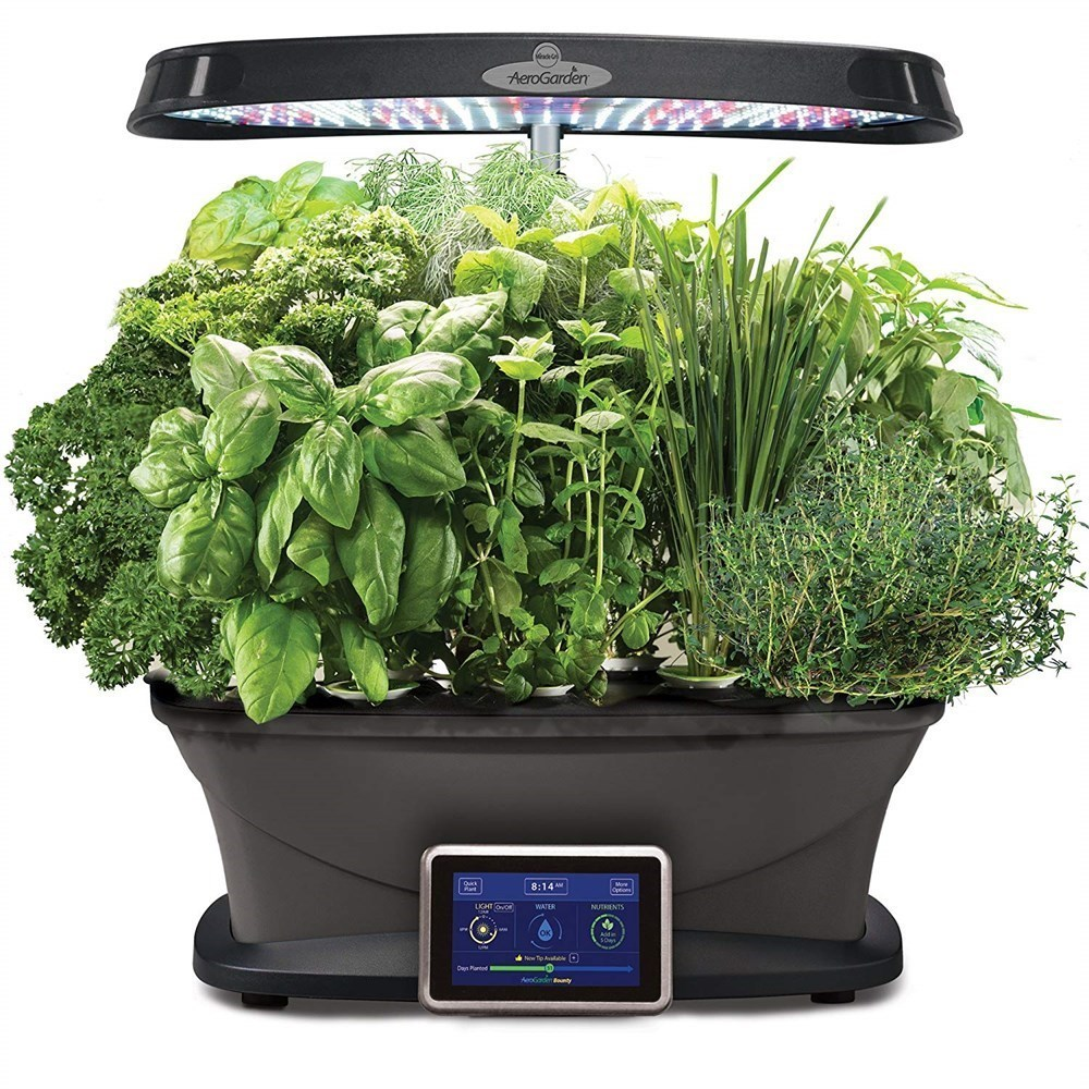 Aerogarden Pods Home Depot: NEW AeroGarden Bounty With Gourmet Herb