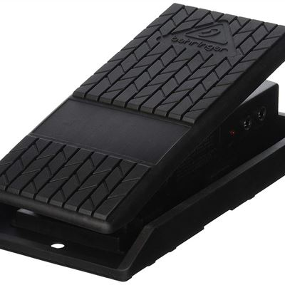 NEW Behringer FCV100 Ultra-Flexible Dual-Mode Foot Pedal for Volume and Modulation Control