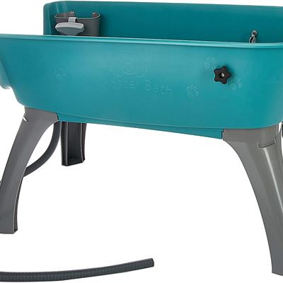 NEW Booster Bath Elevated Pet Bathing Large