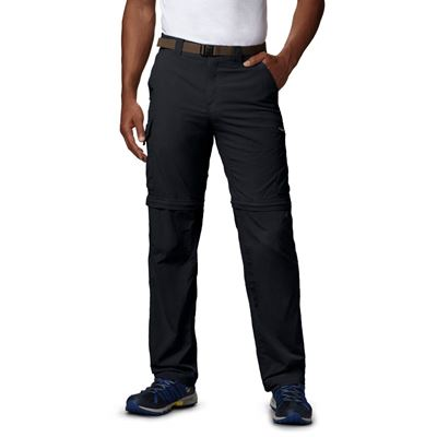 NEW Columbia Men's Silver Ridge Convertible Hiking Pant, Breathable, size: 32W x 28L