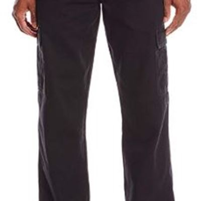 NEW Wrangler Authentics Men's Classic Twill Relaxed Fit Cargo Pant, size: 38W x 32L