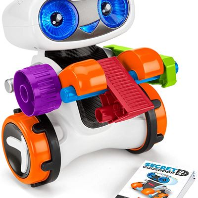 NEW Fisher-Price Code 'n Learn Kinderbot [English]
