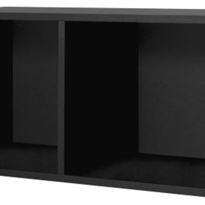 NEW Foremost 327806 Modular Divided Storage System, Black, Large, 30""