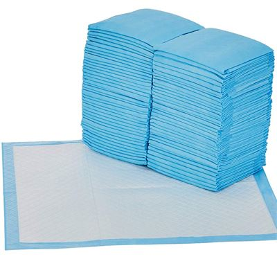 "NEW Disposable Underpads by Alliance, Extra Protection, Highly Absorbent Sealed on All Four Sides, Blue, Non-Skid. (23"" x 36"" (150/Case)"