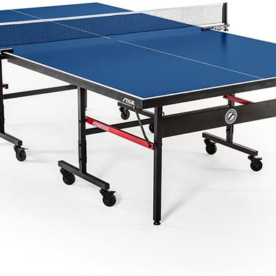 NEW STIGA Advantage Indoor Table Tennis Table 95% Preassembled Out of The Box