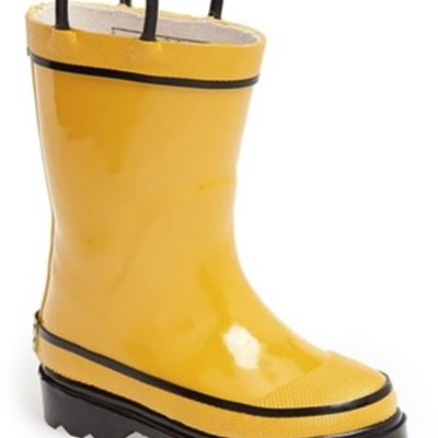 NEW Western Chief Kids Solid Firechief Rain Boot