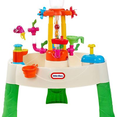 NEW Little Tikes Fountain Factory Water Table