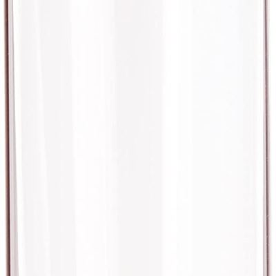 NEW WGV Clear Glass Hurricane Candle Holder Vase, 12-Inch