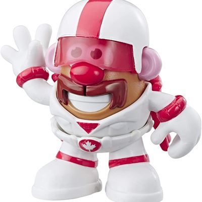 New Hasbro Mr. Potato Head Disney/Pixar Toy Story 4 Duke Caboom Mini Figure Toy for Kids Ages 2 and Up