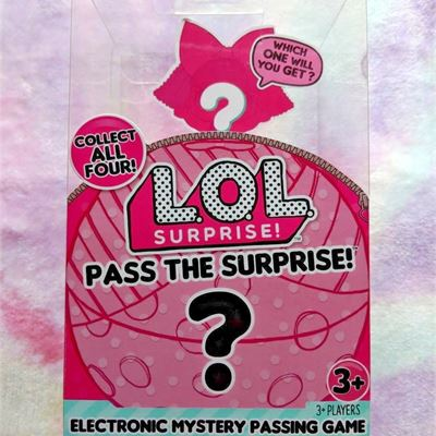 New Lol Surprise Pass The Surprise Game