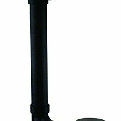 New Westbrass 493144H-62 Waste and Overflow with Tip-Toe Bath Drain Matte Black