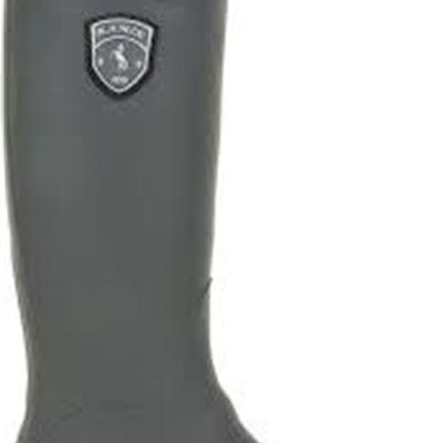 NEW Kamik Women's Jennifer Rain Boots, 10, Charcoal