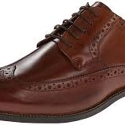 NEW Stacy Adams Men's Garrison, 14 Wide, Cognac