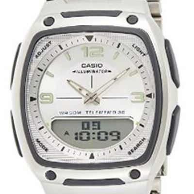New Casio Men's AW81D-7AV Ana-Digi Watch