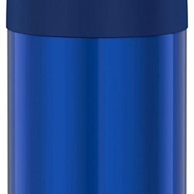 New Thermos Funtainer 12 Ounce Bottle, Blue