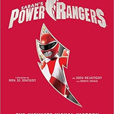 NEW Power Rangers: The Ultimate Visual History Hardcover  Nov. 20 2018