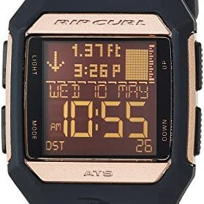 NEW Rip Curl Black and Gold
